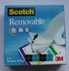 Scotch 3M removable Klebefilm ablösbar 32,9 m