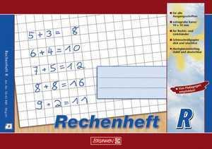 Schulheft A5 quer Lineatur R Schreiblernheft