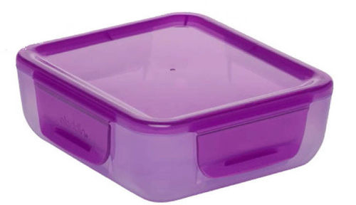 aladdin Lunch Box Easy Keep Lid purple 0,7 l