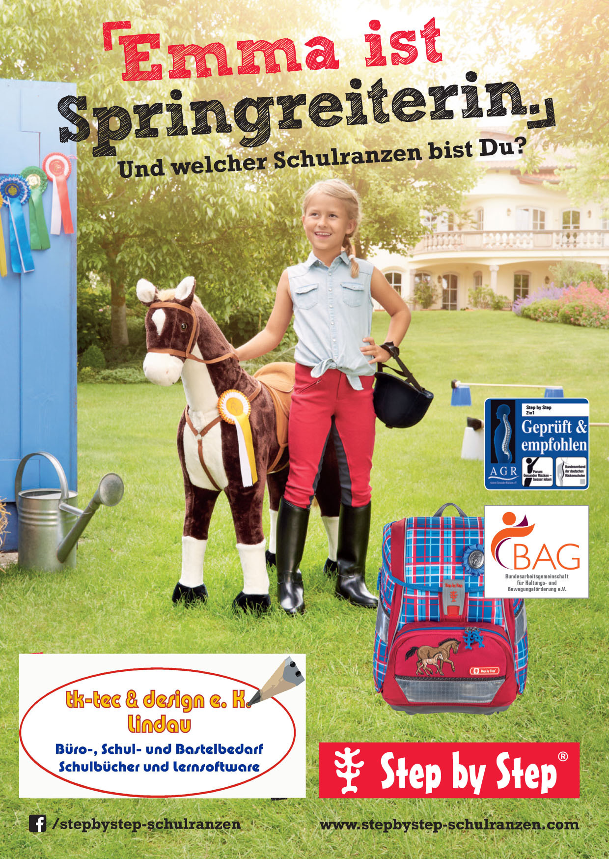 Horse_Family_2in1_Plakat